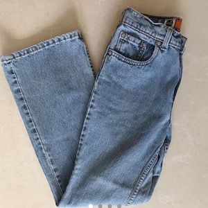 $50 LEVIS FLARED JEANS